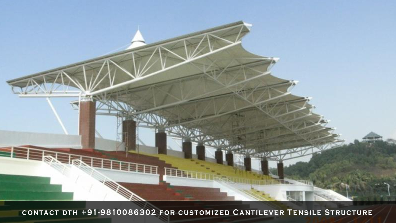 Cantilever-Tensile-Structure