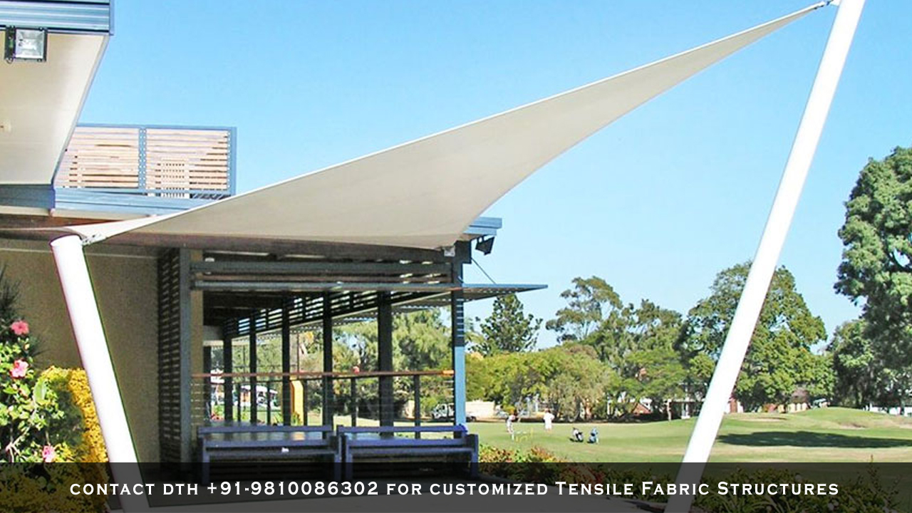 Tensile-Fabric-Structures