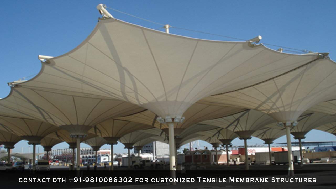 Tensile-Membrane-Structures