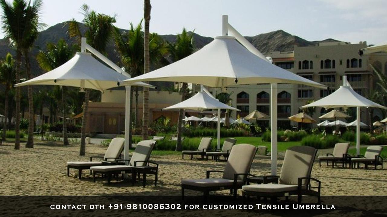 Tensile Umbrella Manufacturer/Suppliers in Turkey